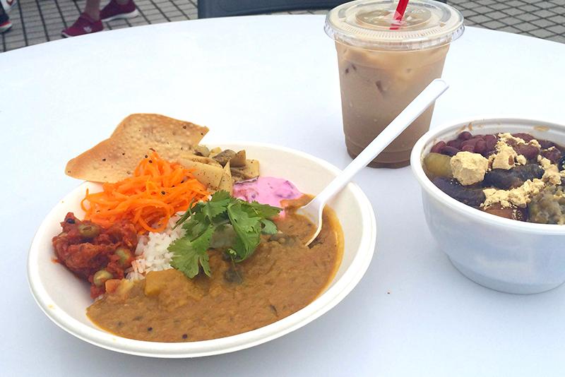 身体に優しく美味しい沖縄の食材・グルメが大集結した「まーさんマルシェ」アイタル食堂