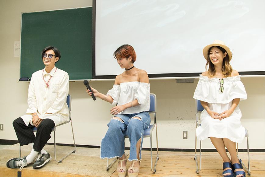 インスタグラマー|学生向けトークイベント「沖縄からWebで発信しよう」@沖縄国際大学|みやねえ講座のイベント企画・第二弾!