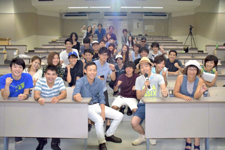 登壇者メンバー|学生向けトークイベント「沖縄からWebで発信しよう」@沖縄国際大学|みやねえ講座のイベント企画・第二弾!