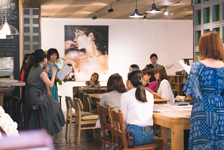 沖縄のInstagramインフルエンサーとの撮影&交流会(ランチ付き)のイベントがスタート