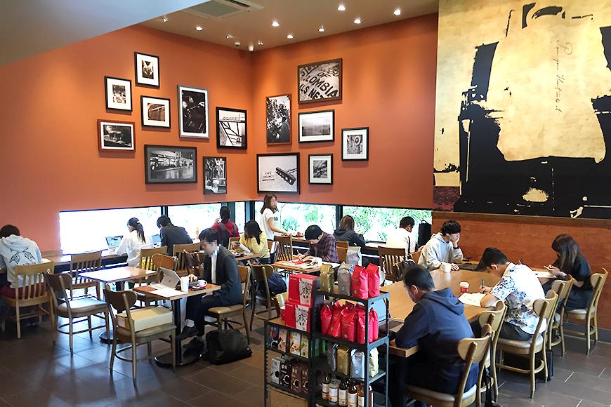 Starbucks Coffee(スターバックスコーヒー)沖縄宜野湾店