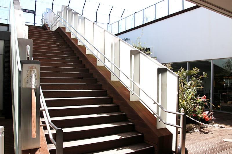 神戸空港 屋上展望デッキ
