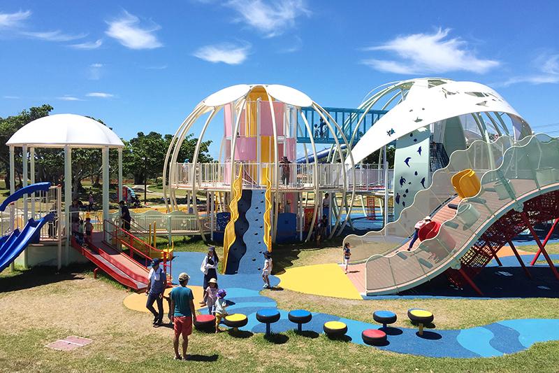 沖縄県西原町の暮らし 沖縄県平和祈念公園