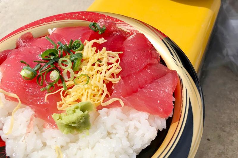 沖縄県糸満市の暮らし 海人の町 海鮮丼