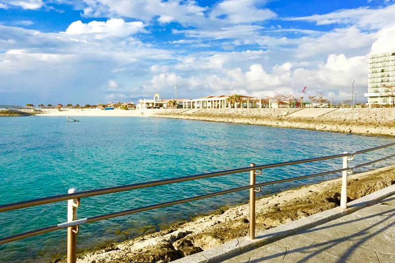 沖縄県糸満市の暮らし 糸満市の海