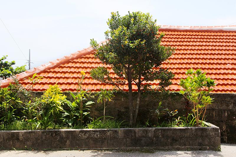 沖縄県うるま市の暮らし 古民家