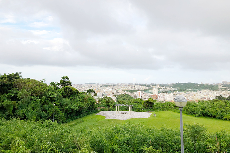 沖縄県浦添市の暮らし 浦添市の自然
