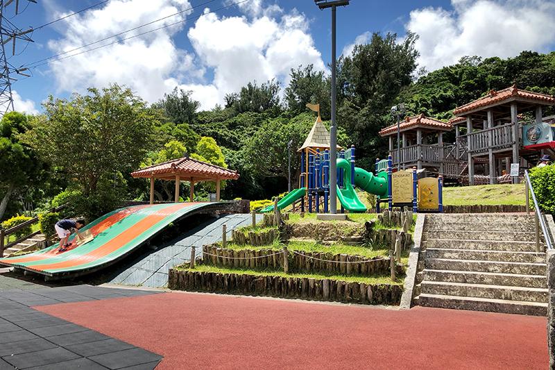 沖縄県浦添市の暮らし 浦添大公園