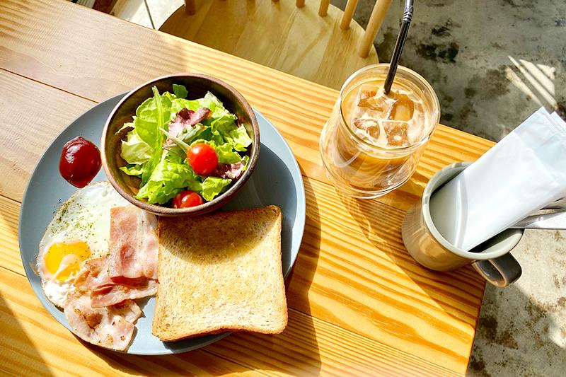 FLAP COFFEE and BAKE SHOP(宜野湾市普天間)