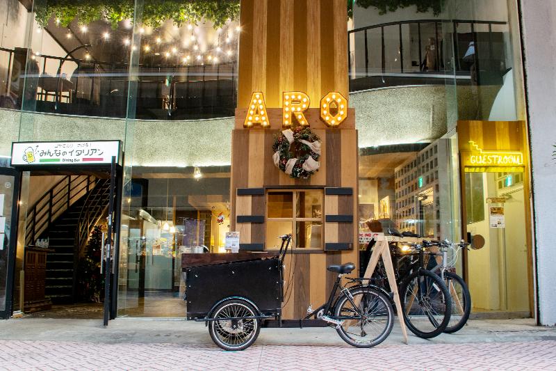 Arcade Resort Okinawa HOTEL & CAFE|【2021年】沖縄の電源カフェ特集!本島中部を紹介、コワーキングも地元ライターが厳選(沖縄市・ライカム・北中城村・読谷村・恩納村など)