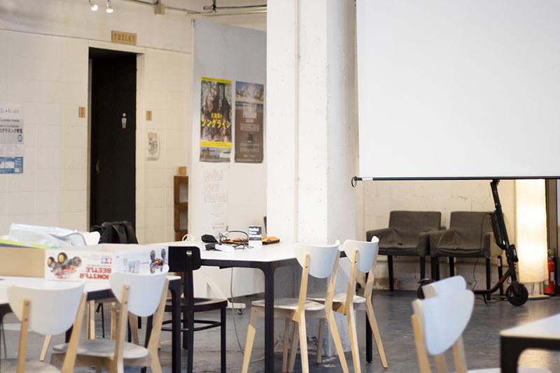 コワーキングスペース Startup Lab Lagoon スタートアップラボラグーン