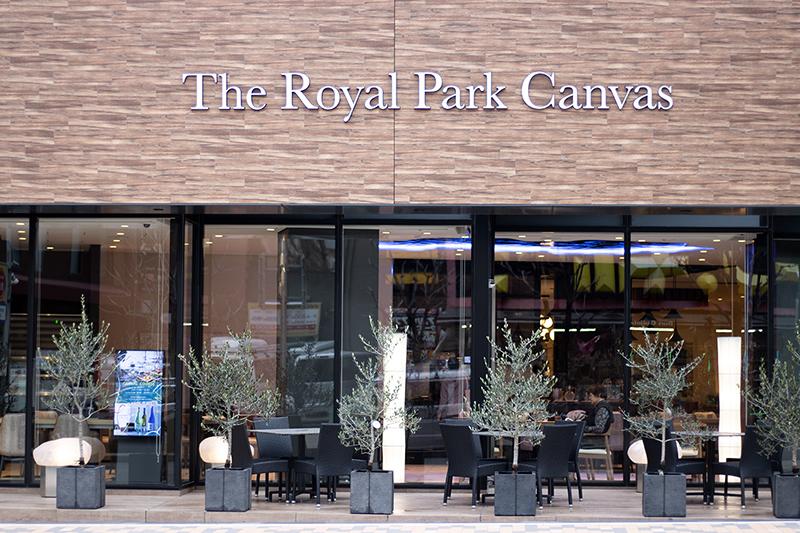 ザ・ロイヤルパークキャンバス神戸三宮 神戸市の電源カフェ