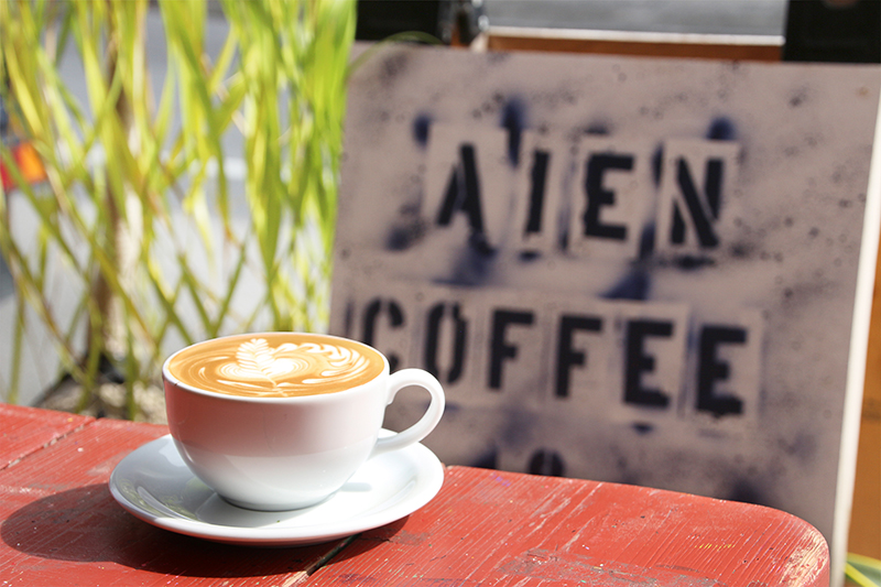 AIEN COFFEE & HOSTEL