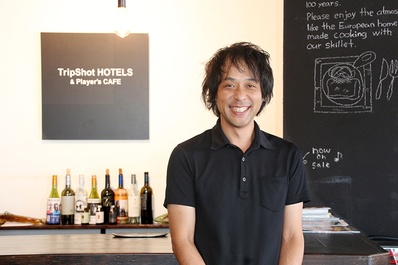 [ゲストハウス]ホテルで街をリノベーションしたい。沖縄市出身者が地域活性化を担う意義【前編】