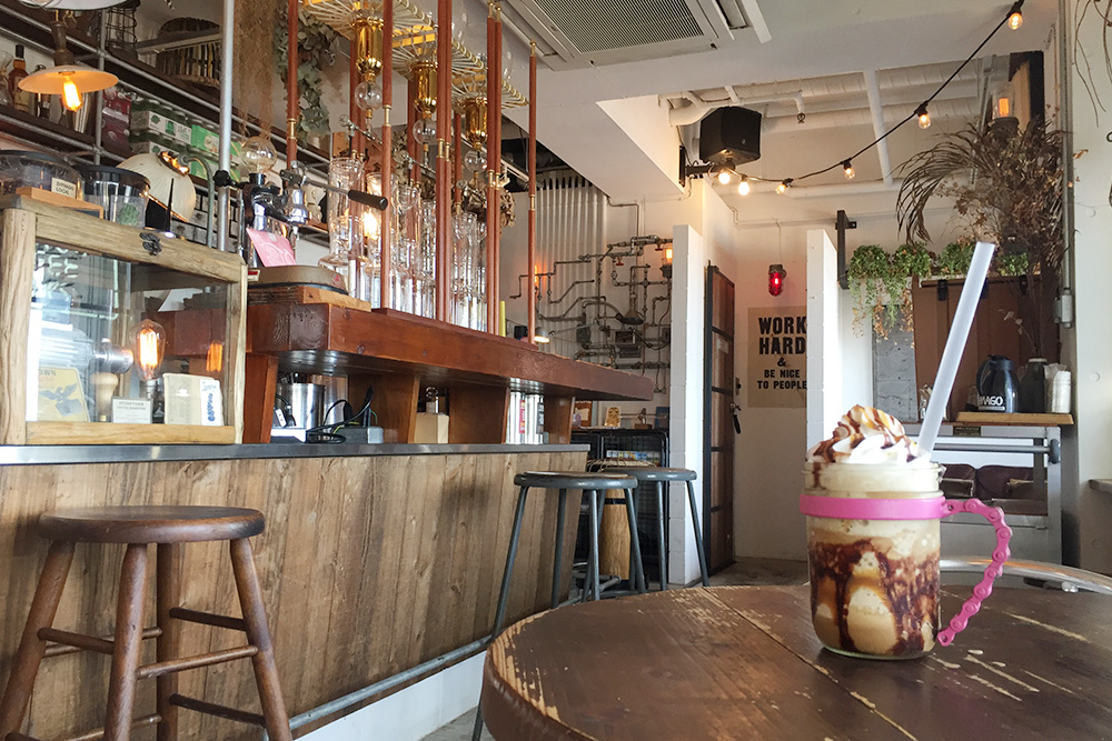 ZHYVAGO COFFEE WORKS OKINAWA