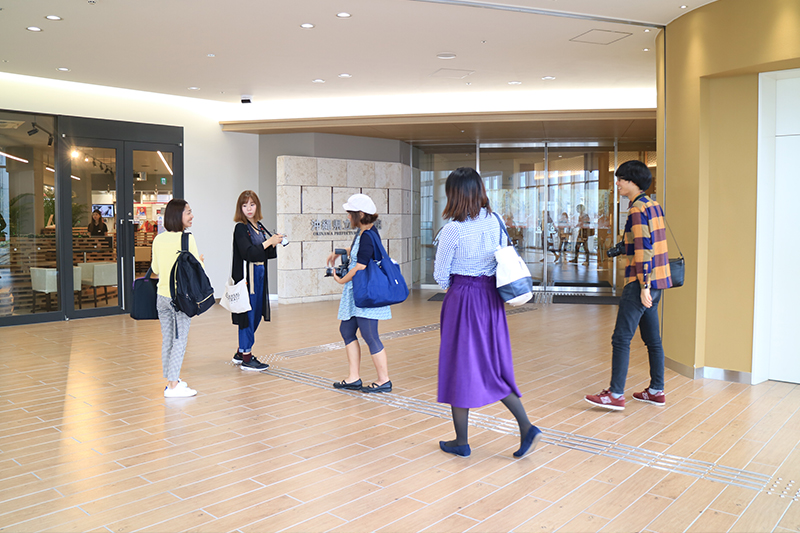 Feel OKINAWAの取材研修|みやねえ講座