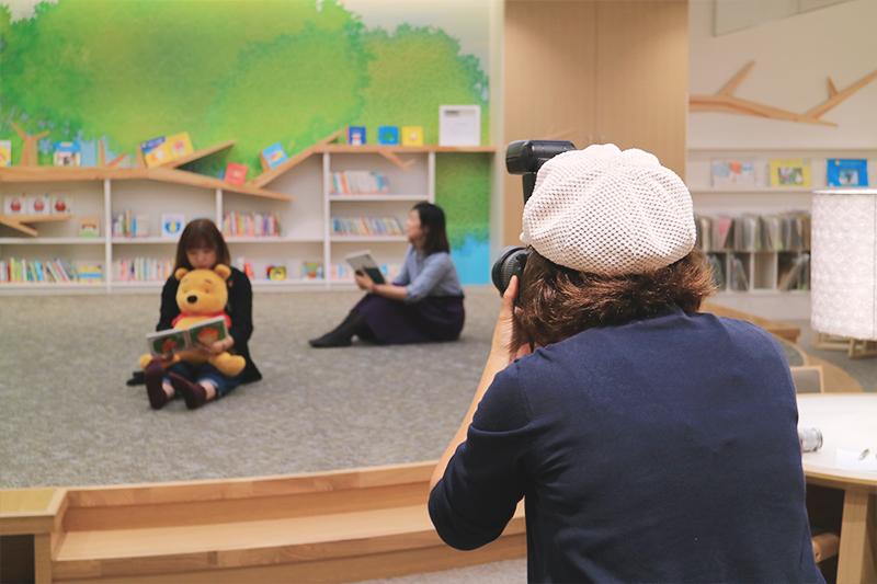 Feel OKINAWAの取材研修で沖縄県立図書館へ|みやねえ講座